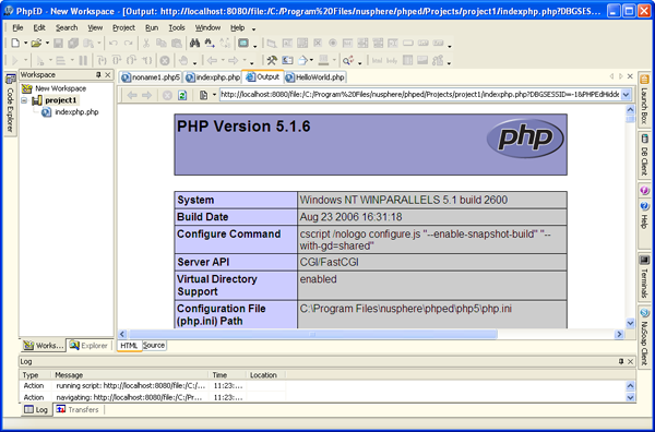 PHP Tutorial :: page 2