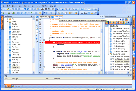Zend Framework Development :: page 3